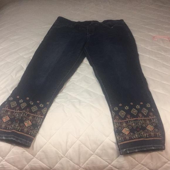Signature Studio Denim - Ankle jeans